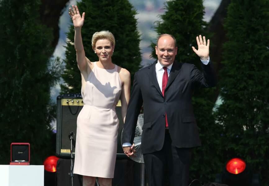 Ce week-end, le prince Albert de Monaco fête ses 10 ans de règne