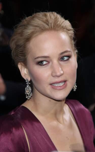 Jennifer Lawrence à Berlin lors de l'avant-première d'Hunger Games - La Révolte: Partie 2