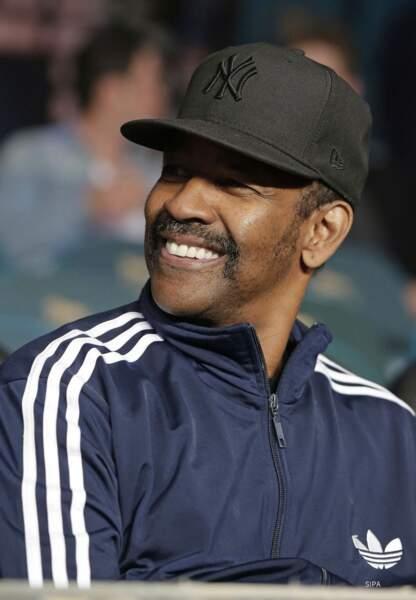 L'acteur Denzel Washington