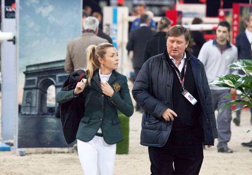 Mais dès le lendemain, Edwina Tops-Alexander a repris le chemin de la compétition pour le Gucci Grand Prix