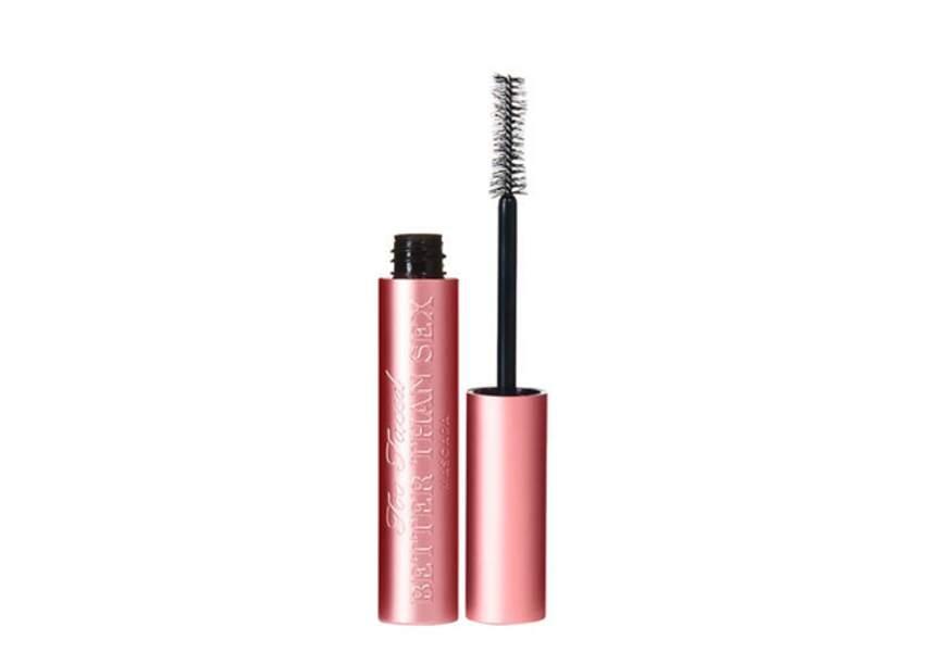 Too Faced – Mascara Better than Sex – 23€ En exclusivité chez Sephora