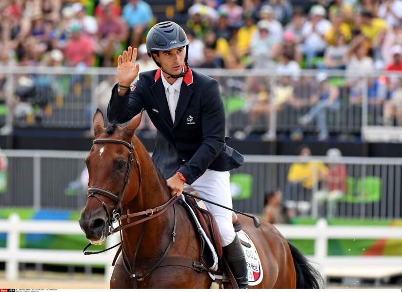 Nicolas Astier a fait rêver les fans d'équitation