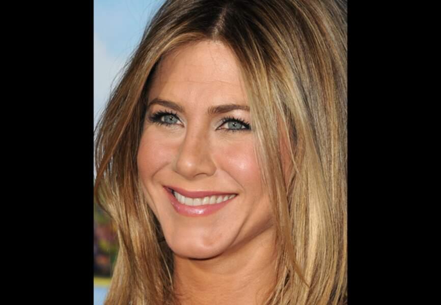 Jennifer Aniston, radieuse