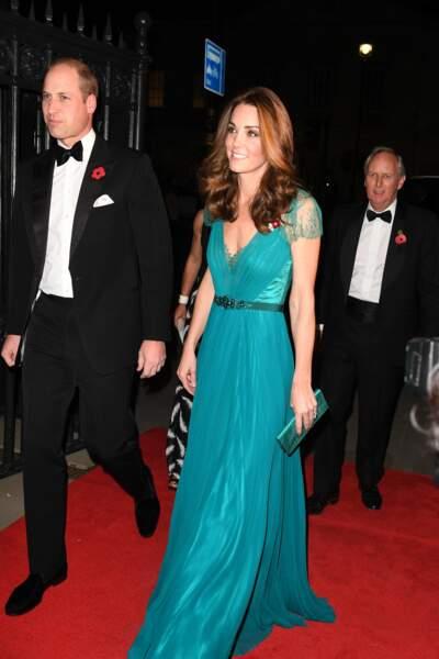 Royals At Tusk Conservation Awards - London
