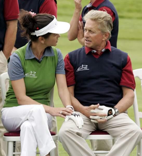 Le couple partage aussi une grande passion pour le golfe