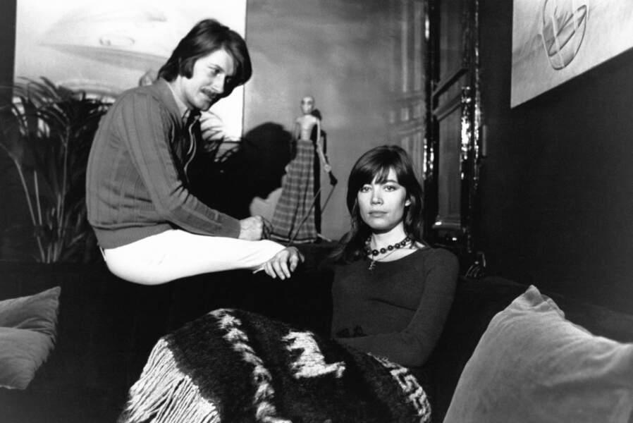 """1974: Jacques s'apprête à tourner """"L'important c'est d'aimer"""" avec Romy Schneider, Françoise pressent le danger..."""
