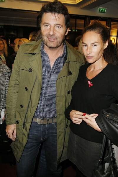 Philippe Lellouche et Vanessa Demouy
