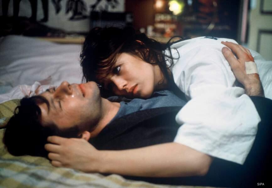 """Isabelle Adjani dans """"Le locataire"""" en 1976"""