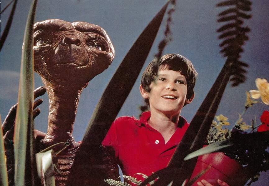Henry Thomas était vraiment touchant à vouloir son ami E.T.