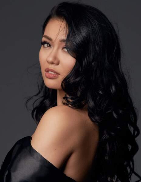 Shirly Karvinen, Miss Finlande