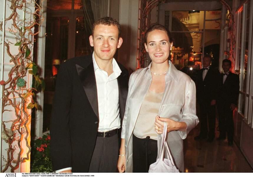 En 1998, Dany Boon épouse Judith Godrèche