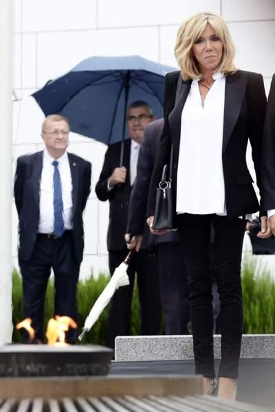 Dernier look en date pour la visite du musée olympique à Lausanne
