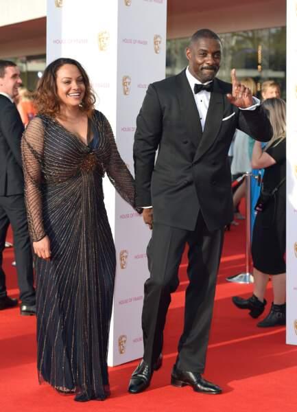 Idris Elba a quitté le toit familial en février dernier en rompant avec sa compagne Naiyana Garth