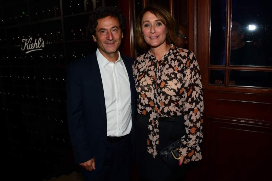 Daniela Lumbroso et son mari Éric Ghebali