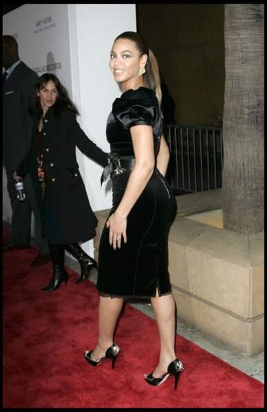 Beyoncé se marie avec Jay-Z le 4 avril 2008 à New York