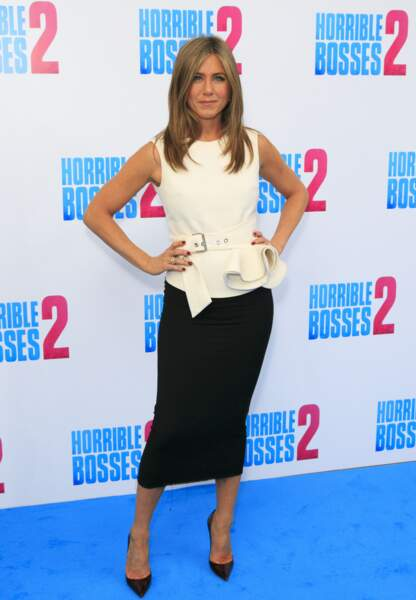 Jennifer Aniston en Bouchra Jarrar