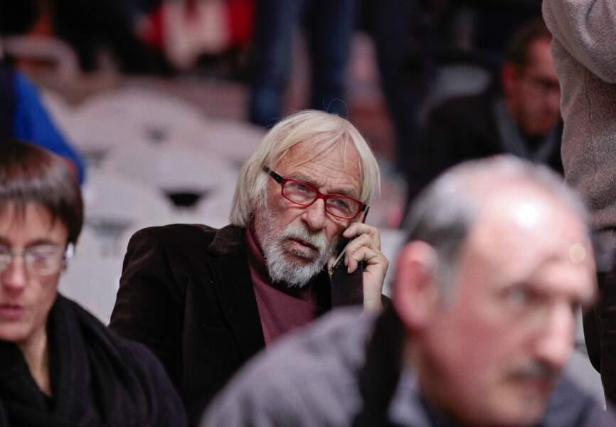 Pierre Richard, quant à lui, était très concerné par le match