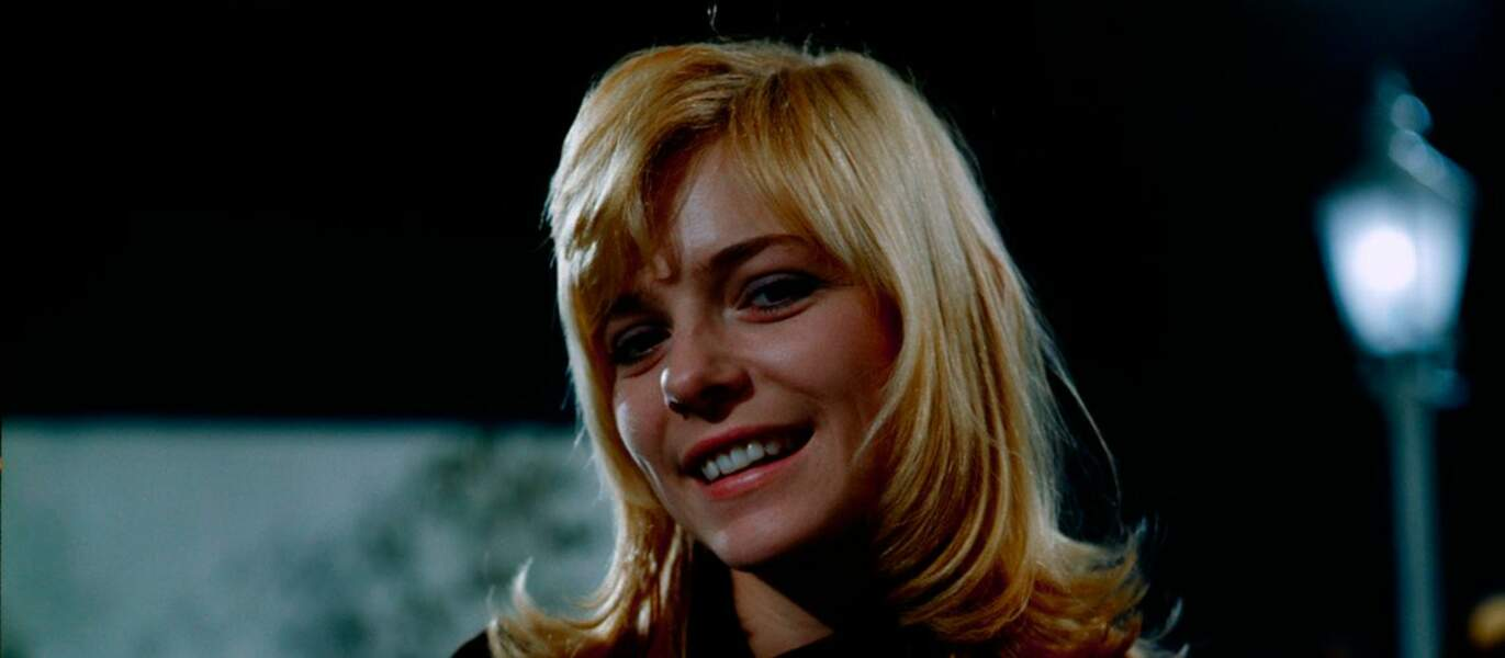 France Gall Portrait