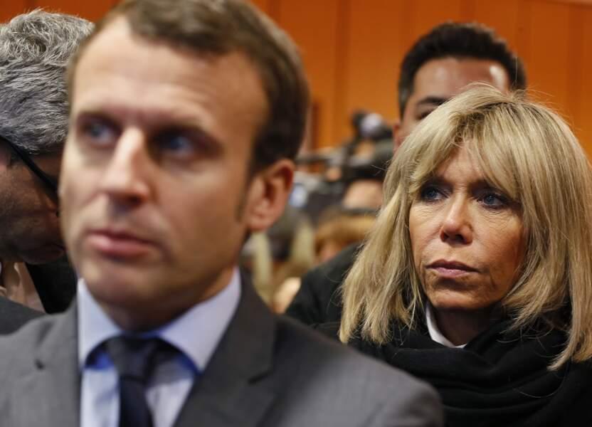 Emmanuel Macron et Brigitte Trogneux sont mariés depuis 2007
