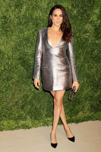 Meghan Markle va sans doute devoir revoir sa garde-robe pour convenir à la famille royale.