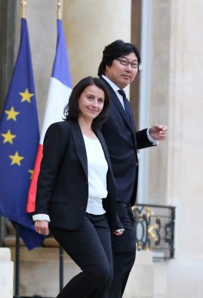 Cécile Duflot et Jean Vincent Placé auraient entretenu une relation en 2006 avant d'y mettre un terme.