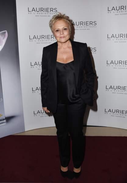 L'humoriste avait été sélectionnée pour son interprétation de Jacqueline Sauvage