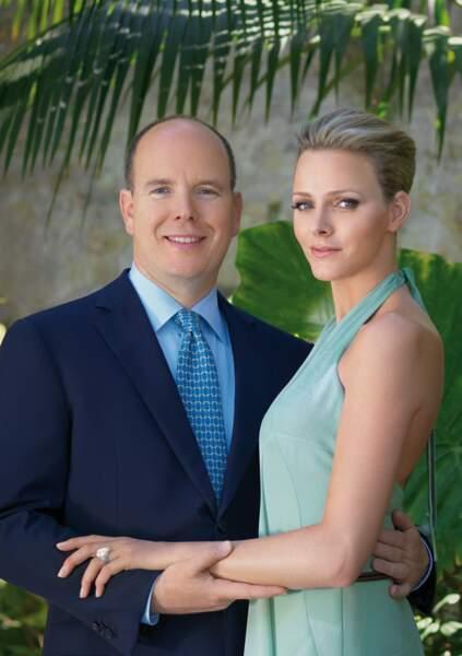 Le prince Albert de Monaco a épousé Charlène Wittstock en juillet 2011
