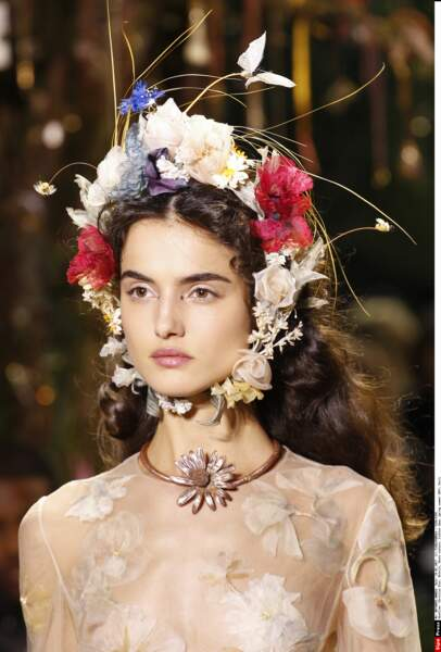Défilé printemps/été 2017 Christian Dior, Haute couture