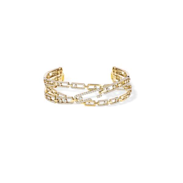 Le Choker Move High Jewelery Move Addiction, Messika by Gigi Hadid : le chouchou du top !