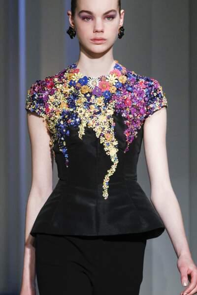 Oscar de La Renta, New York, Details, women fashion week, fall winter 2017 2018