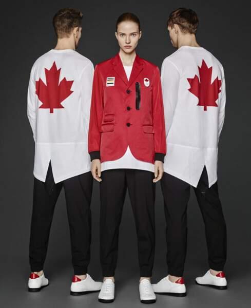 Dsquared2 pour le Canada