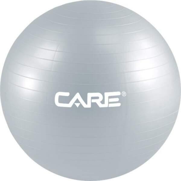 Swiss Ball pour travailler les abdos, Fitness Care, 18 €, chez Go Sport.