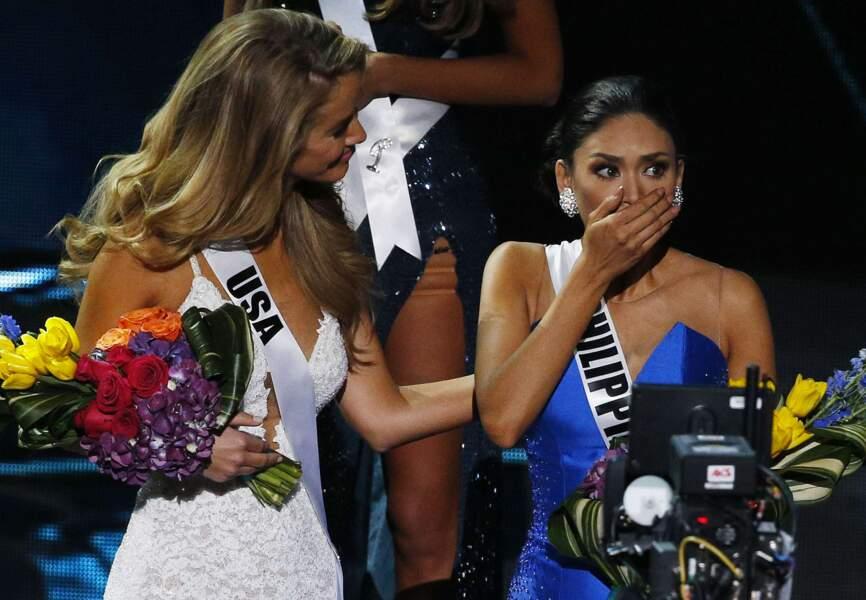 Miss Philippines réalise