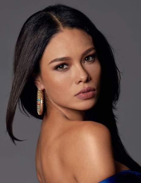 Sirey Moran, Miss Honduras
