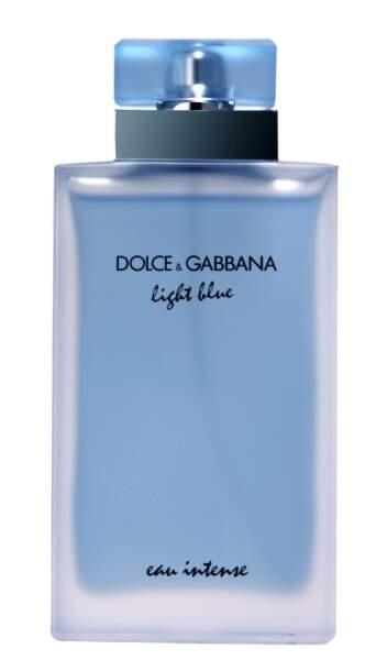 Light Blue Eau Intense 100ml, Dolce & Gabbana 104 €
