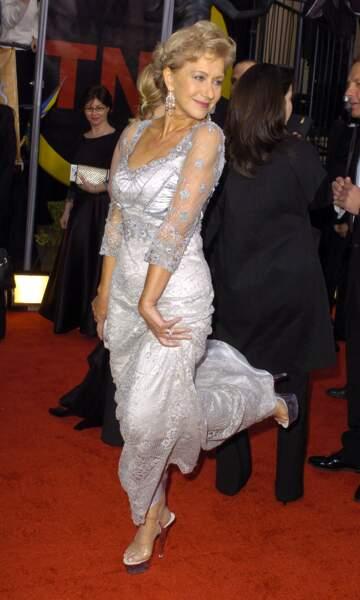 Helen Mirren en 2004