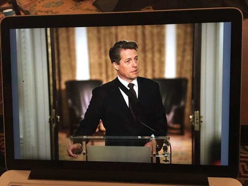 Hugh Grant en Premier Ministre