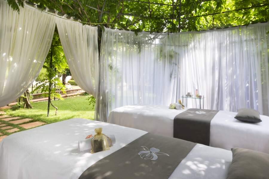 Spa Eden Roc de Sisley au Cap d'Antibes
