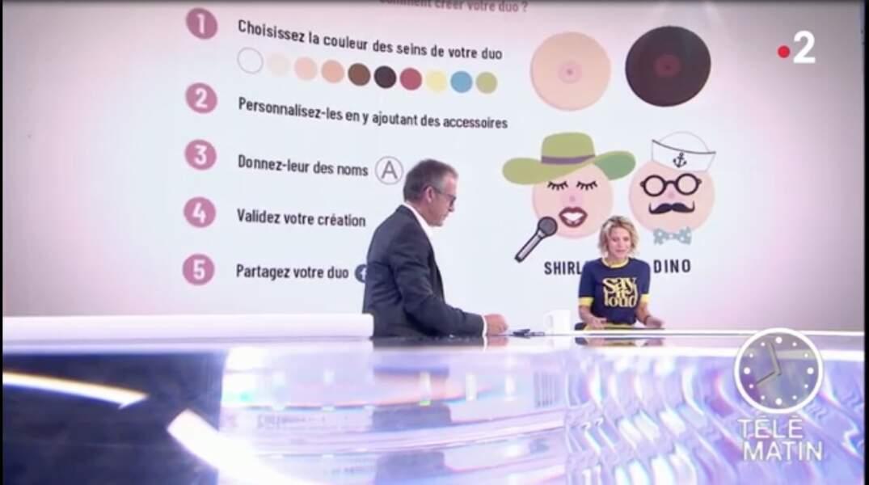"""Laura Tenoudji nous invite à nous engager pour Octobre Rose et soutenir l'association Cancer du Sein, Parlons-En !"""""""