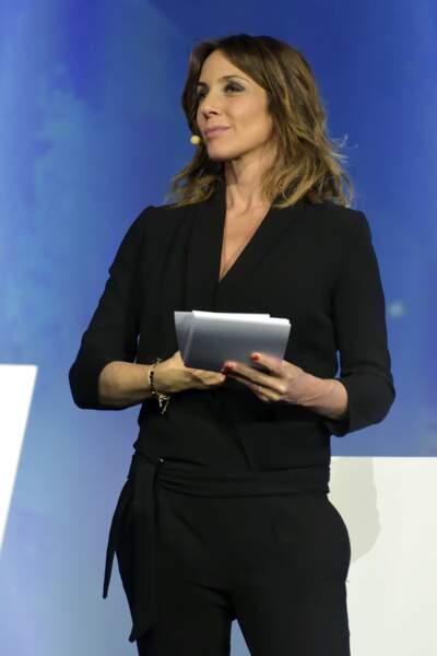 Virginie Guilhaume lors de la 13e édition des trophées de l'APAJH