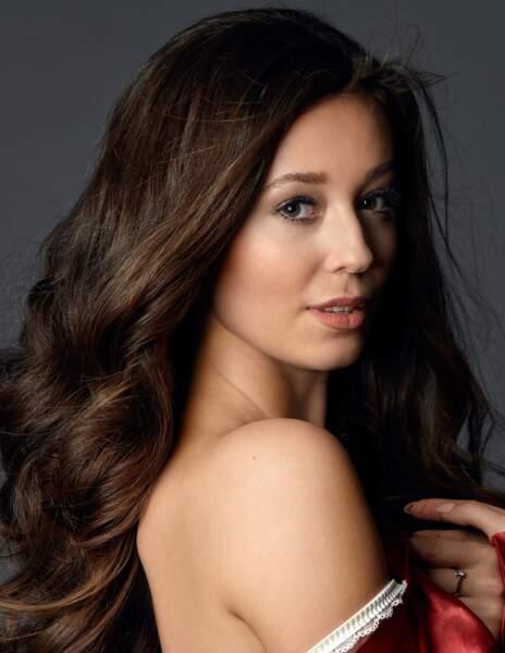 Izabella Krzan, Miss Pologne