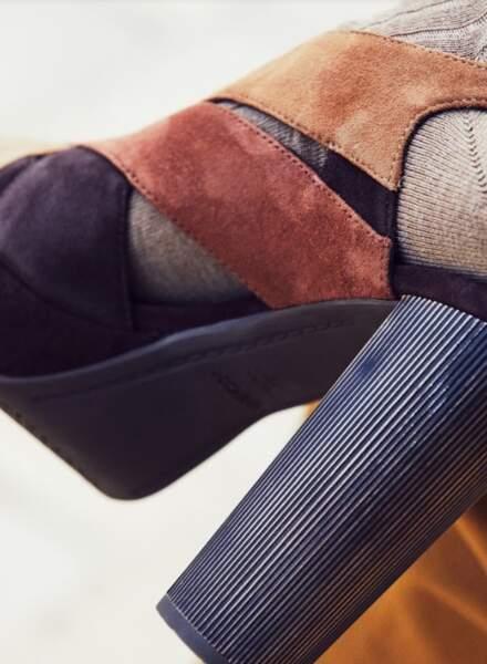 Les sandales ne sont plus réservées à l'été, on les garde pour l'hiver