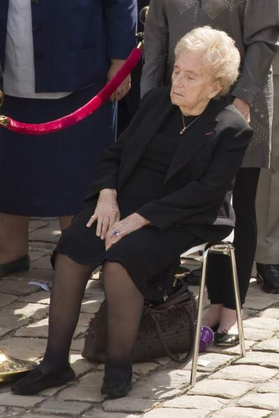 Obsèques nationales de Simone Veil à l'hotel national des invalides