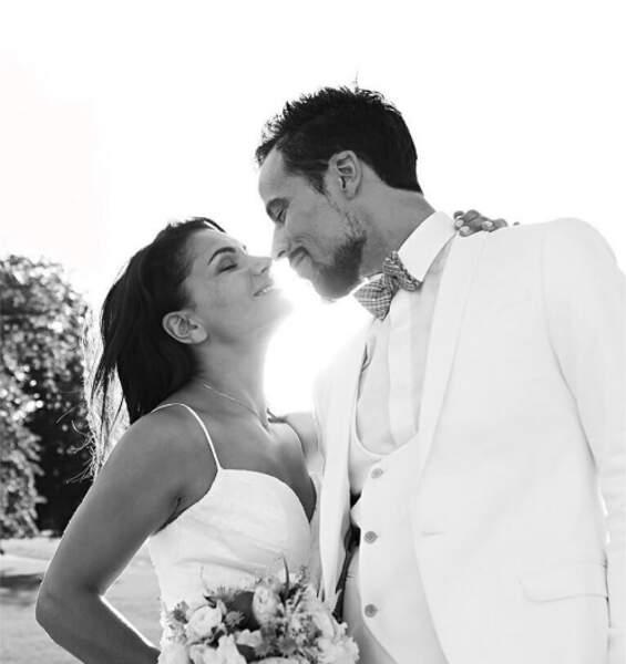 Photo de mariage d'Emilie Sudre et Damien Sargue