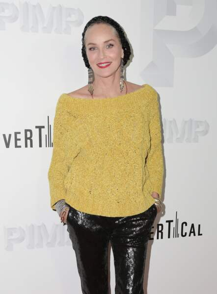 Sharon Stone aura 61 ans le 10 mars prochain