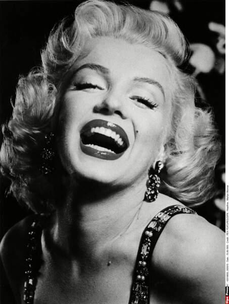 1950, Marilyn n'a définitivement plus rien d'une ingénue