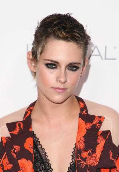 L'actrice et son charme toujours aussi envoutant.