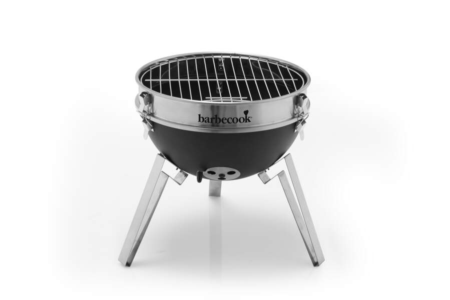 """Barbecue """"Billy"""" idéal pour 4 personnes, 69€, barbecook.com"""
