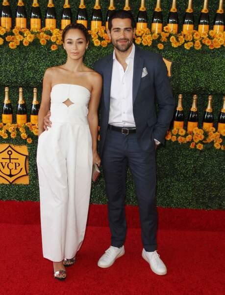 """Jesse Metcalfe, le beau jardinier de """"Desperate Housewives"""", a épousé Cara Santana cette année"""