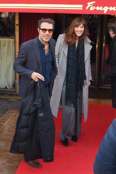 Nicolas Bedos et Doria Tillier, le réalisateur et l'actrice de Mr et Mme Adelman